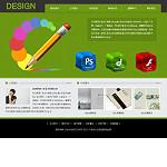 平面设计网站