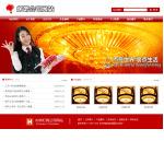 灯具制造公司网站模板