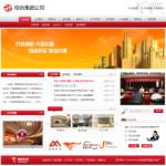企业集团公司网站
