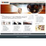 网站解决方案服务商网站模板
