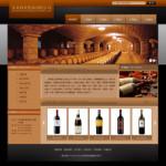 酒业公司网站模板