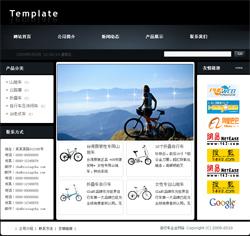 自行车企业网站