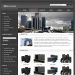 保温材料公司网站(英文)模板