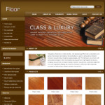 地板公司网站(英文)