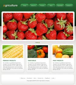 农业网站(英文)
